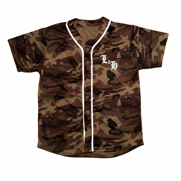 Camo Loyalty x Honor Jersey