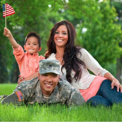 Challenges of Growing Up in a Military Family