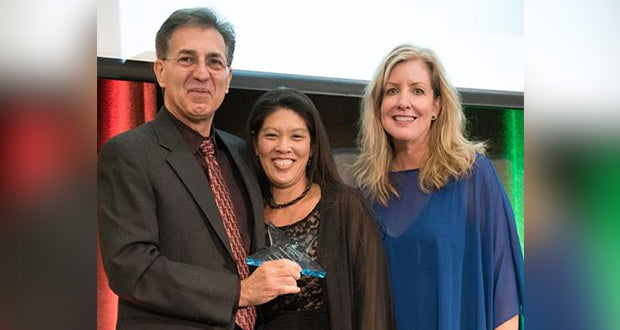 "Clinical Social Worker Lynda Akiyama Recognized as ""Shining Star"""