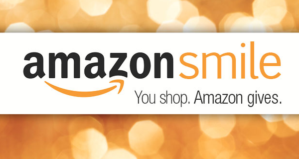 Support Us When You Shop On SmileAmazon.com
