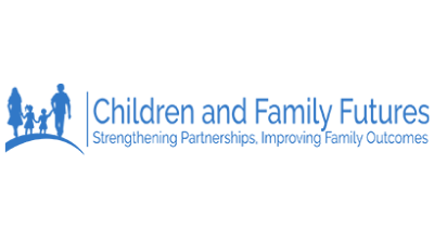 Children and Family Futures Logo Strengthening Partnerships, Improving Family Outcomes