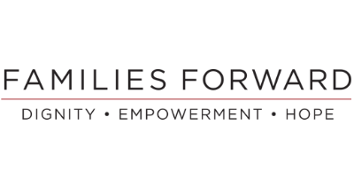 Families Forward logo Dignity, Empowerment, Hope
