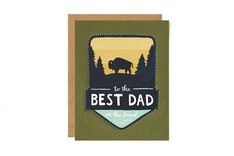 Best Dad Patch