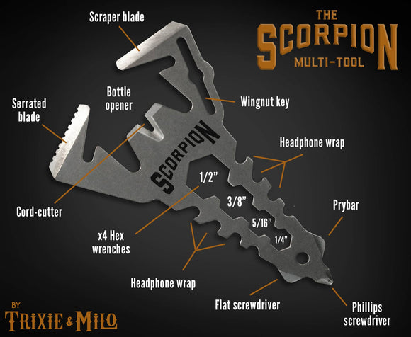 The Scorpion Multi-Tool