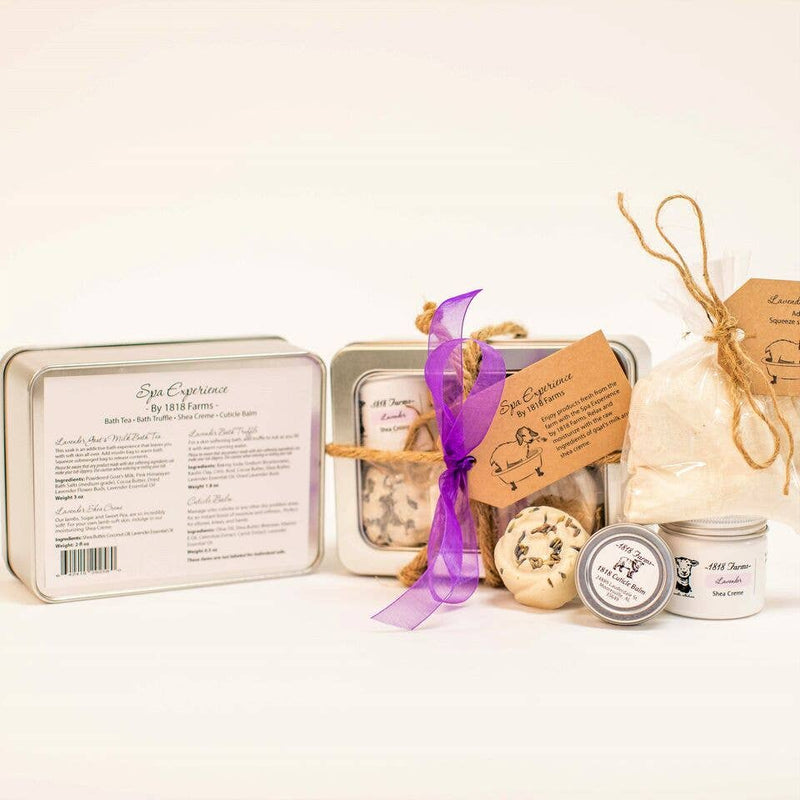 Skin Softening Spa Experience Tins