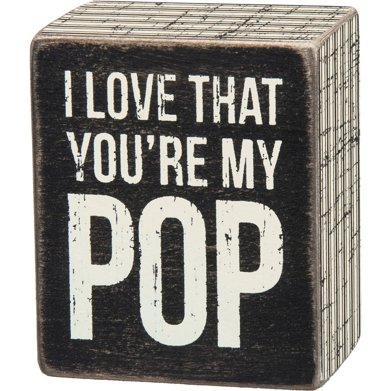 You're My Pop Sign