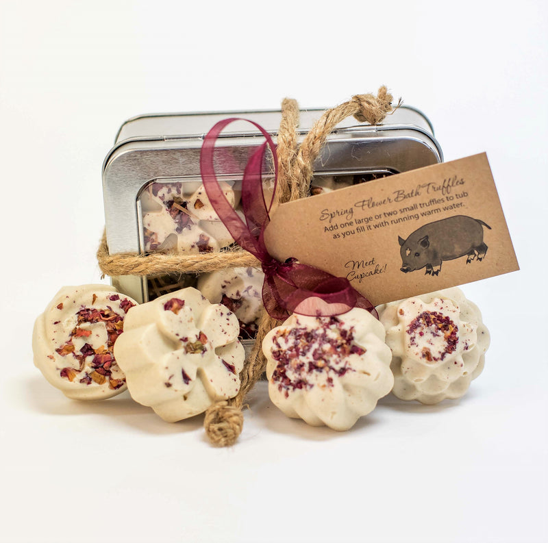 Bath Truffles Tin