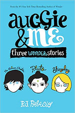 Auggie & Me three wonder stories (hardback)