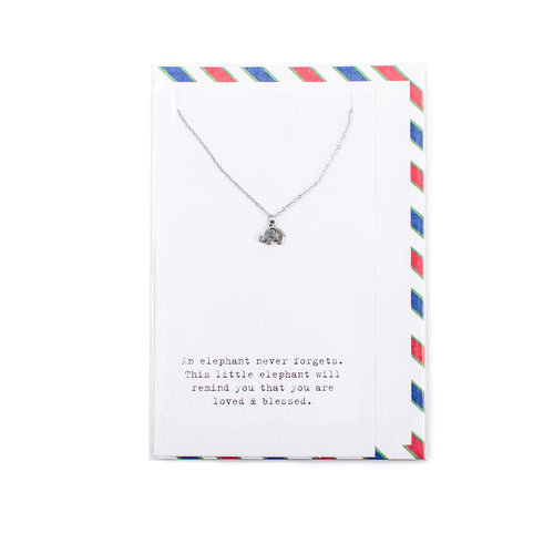 Air Mail Littles - Pewter