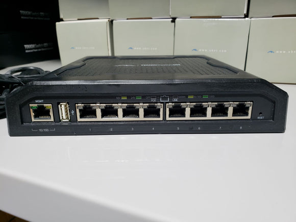 Toughswitch PRO POE switch