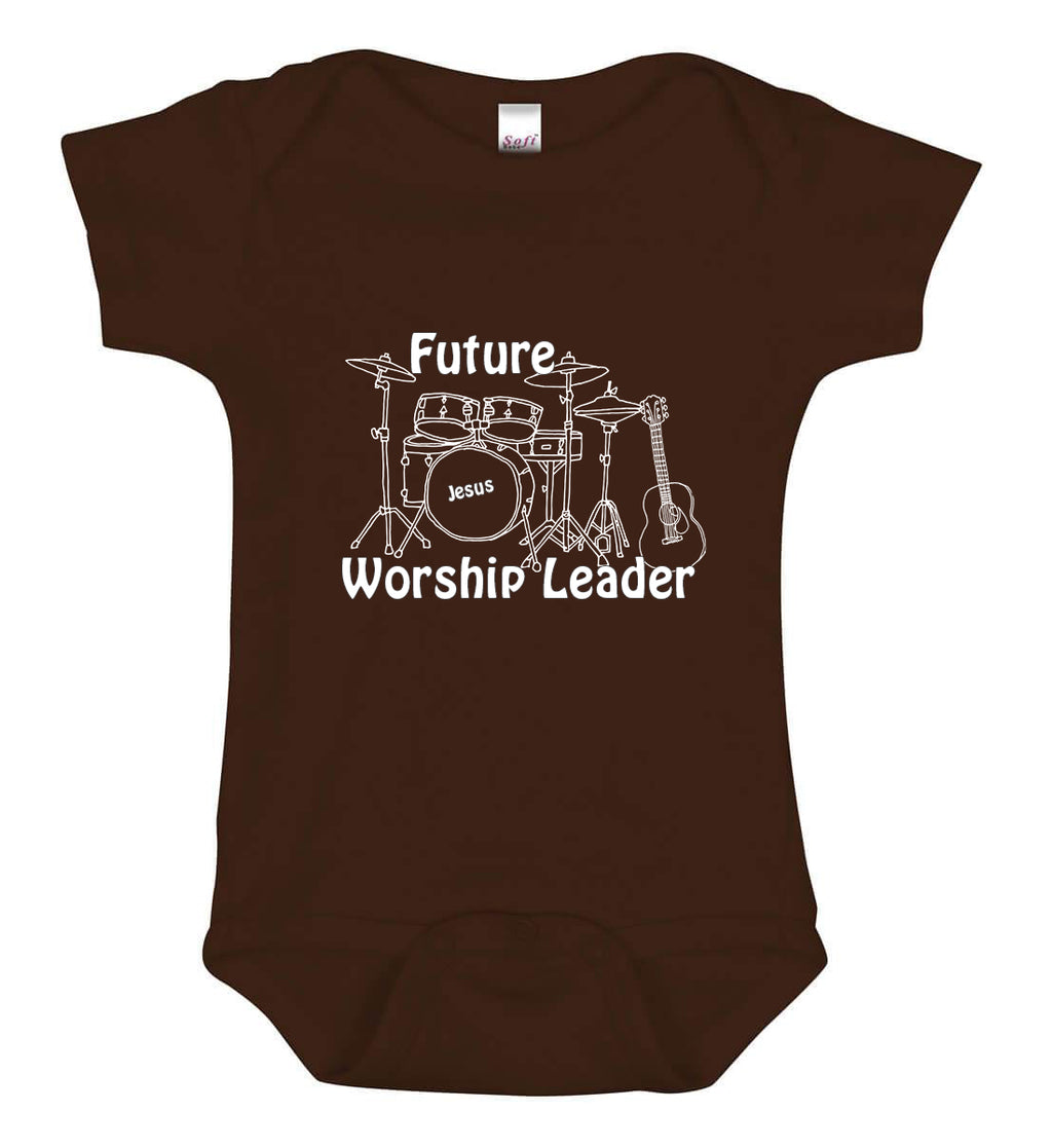 Future Worship Leader Onesie for Boys