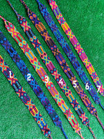 "Braided ""Friendship"" Straps"