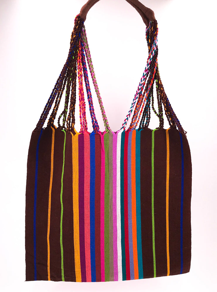 "The ""Hammock"" Bag in Brown"