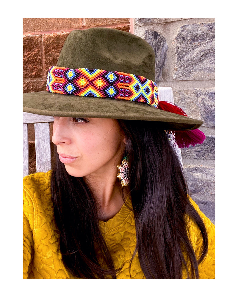 "The ""Chamula"" Hat"