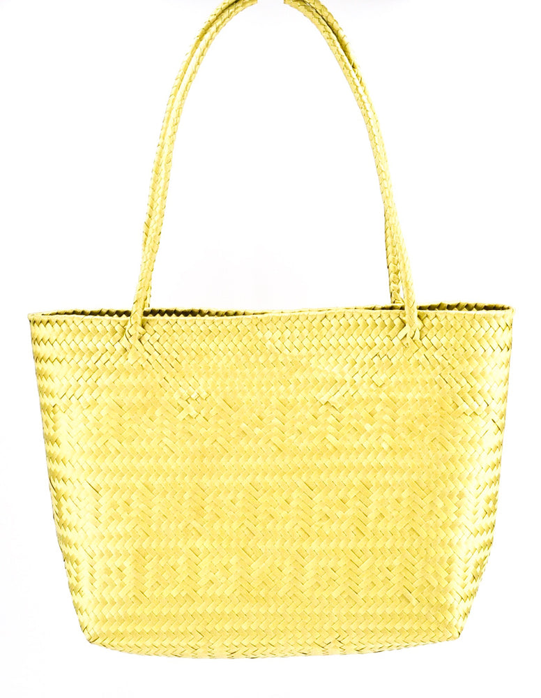 "The ""Mexicana"" Bag in Gold"