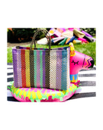 "The ""Original Mex"" Tote (Extra Large) in Toucan"