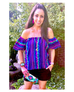 "The ""Serape"" Top"