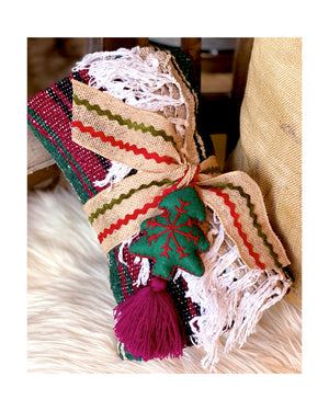 "Holiday ""Ready-to-Gift"" Blanket"
