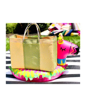 "The ""Original Mex"" Tote (Extra Large) in Sunset"