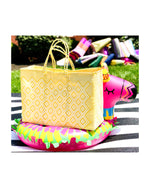 "The ""Original Mex"" Tote (Extra Large) in Daisy"
