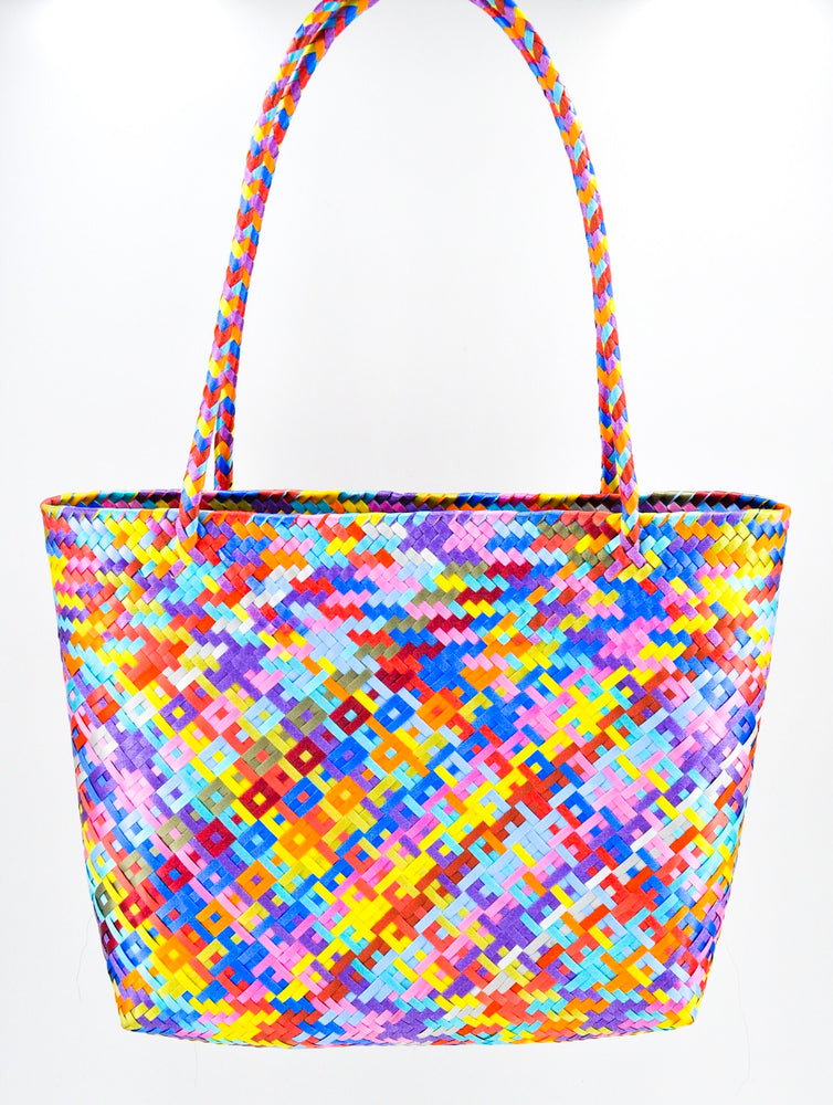 "The ""Mexicana"" Bag in Patchwork"