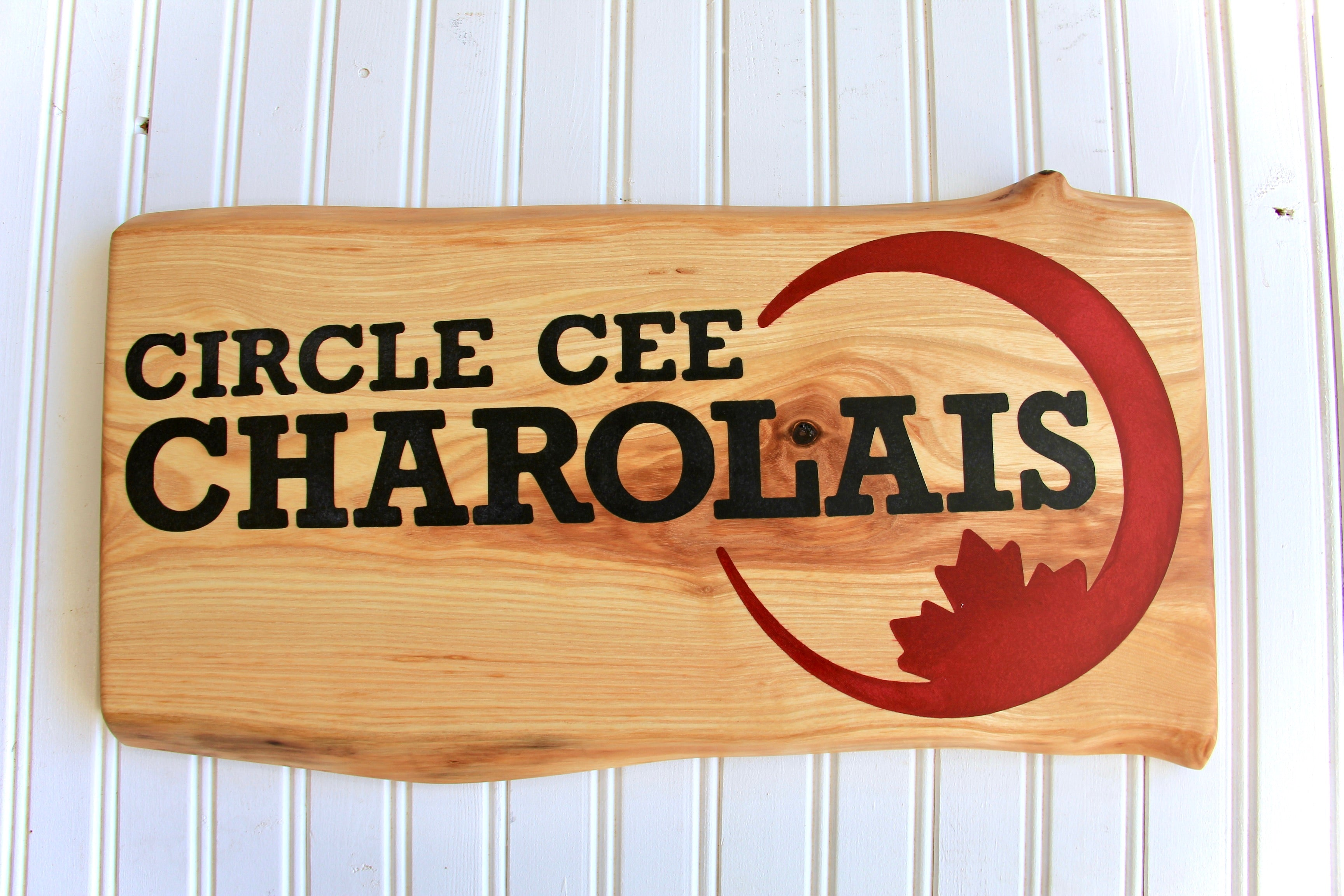 Epoxy Family Name Signs