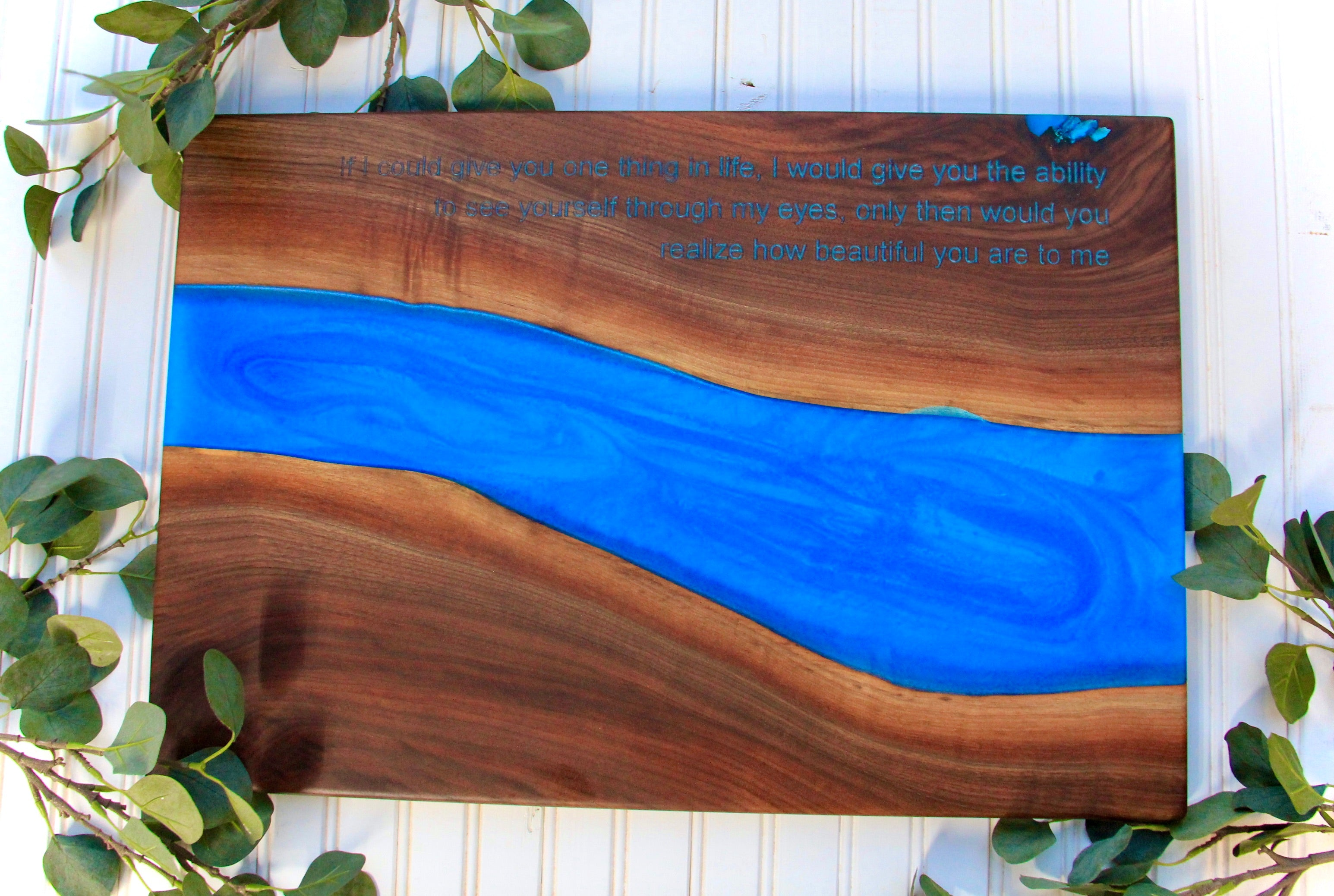 Epoxy Charcuterie Boards