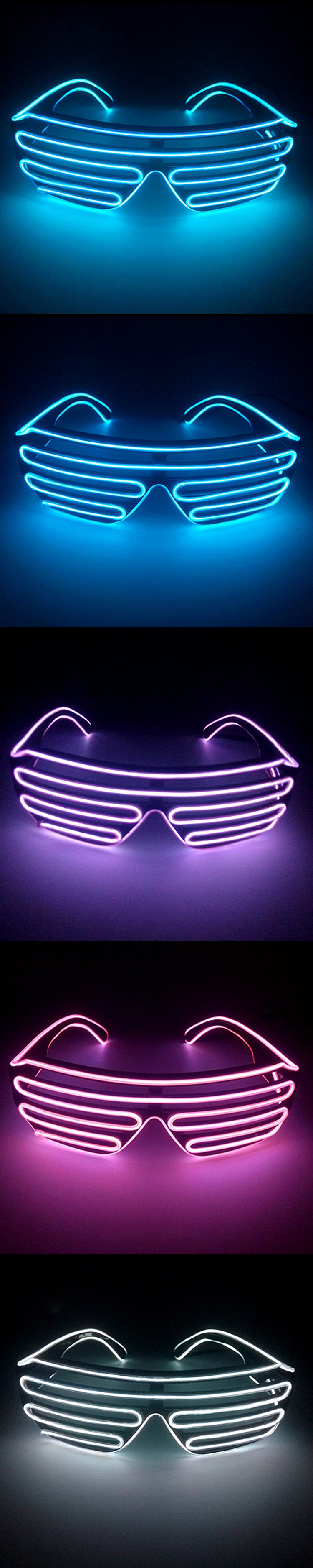 Luminescent glasses