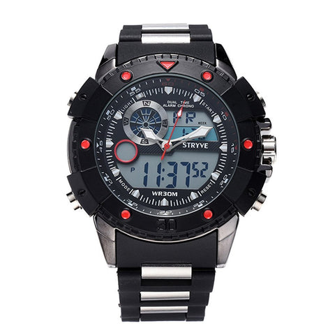 STRYVE Multifunctional Electronic Watch