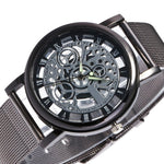 Men's Hollow Elegant Wristwatch
