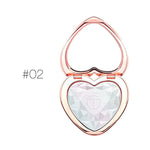 Heart-shaped High Gloss Powder