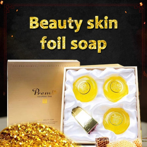Beauty Skin Foil Soap