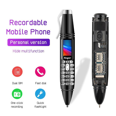 Recordable Mobile Phone