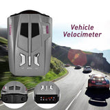 Vehicle Velocimeter