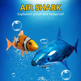 Remote Control Inflatable Shark