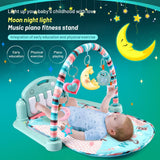 Baby's Pedal Piano Musical Toy