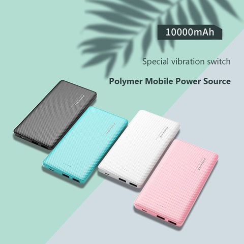 Polymer Mobile Power Source