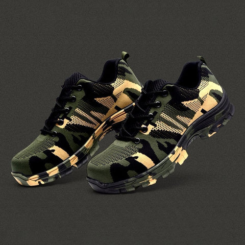 Military Battlefield Shoes