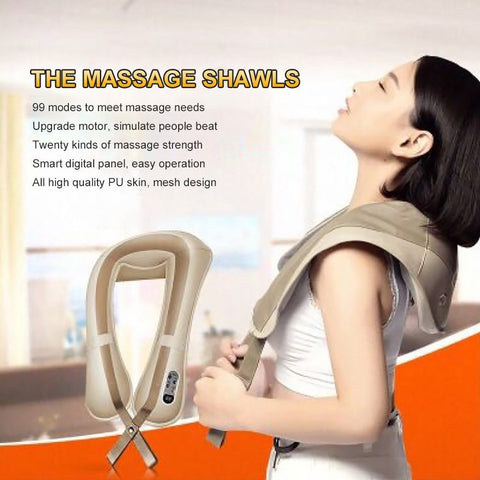 The massage shawls
