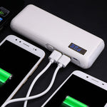 Large Capacity Dual Output Charger