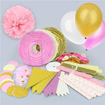 Balloon Lantern Decoration Set