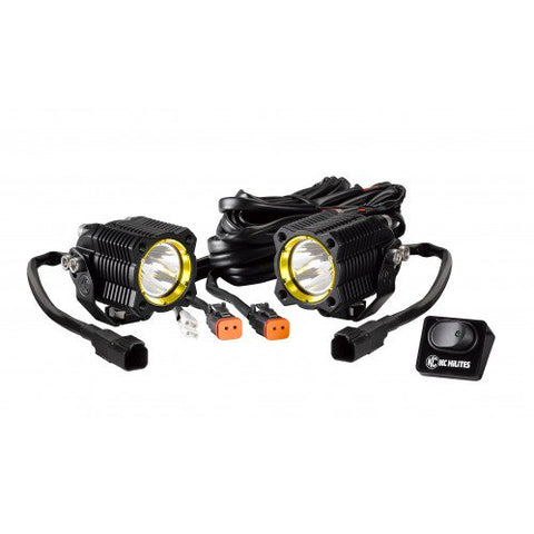 KC FLEX LED Single Pair Pack System Spot Beam (PR)