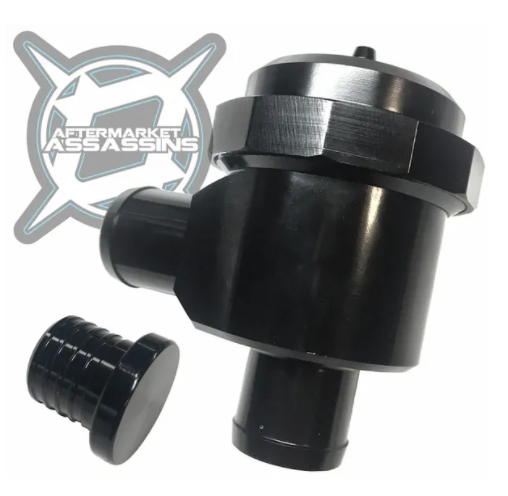 Aftermarket Assassins RZR XP TURBO ALUMINUM BLOW OFF VALVE (DIVERTER VALVE)