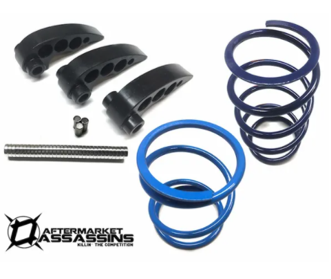 "Aftermarket Assassins RZR XP TURBO 64"" WIDE S2 RECOIL CLUTCH KIT"