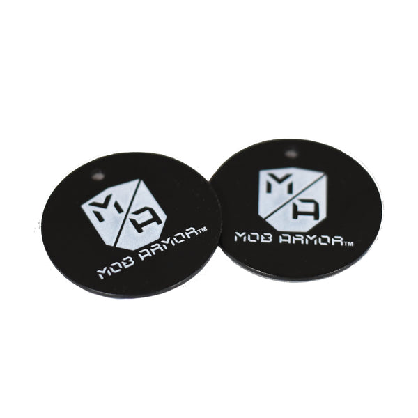 MOB Mounting Discs (2 pack)