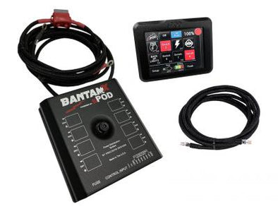 "sPOD BANTAMX TOUCHSCREEN FOR UNI WITH 36"" BATTERY CABLES"