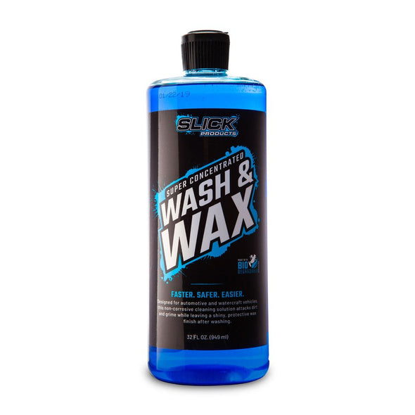 Slick Products Wash & Wax - Concentrate