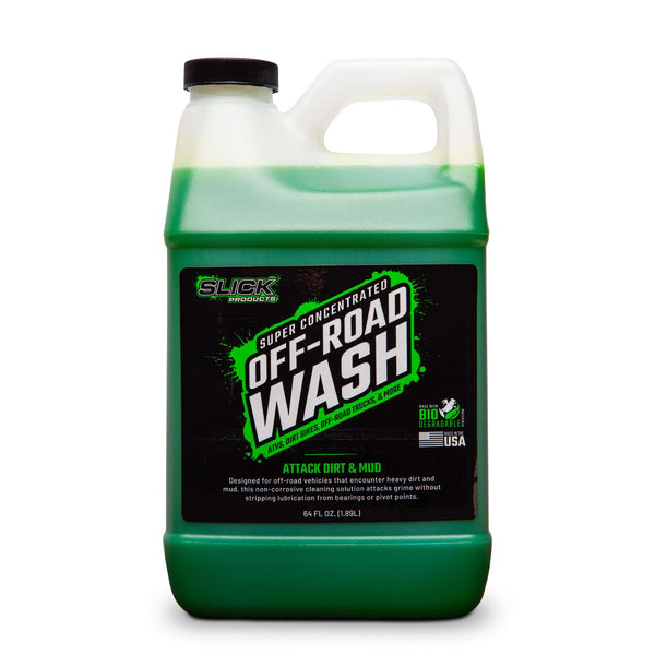 Slick Products Off-Road Wash - Concentrate