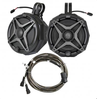 SSV Works WP Series Add-On 6.5 Speaker Pods with Harness