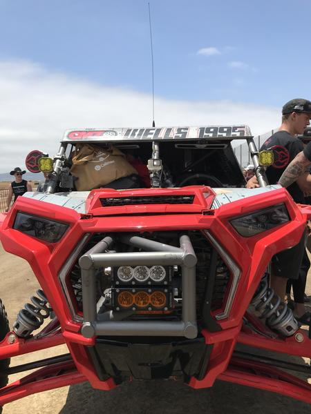 All Terrain Concepts Race Series Slim Light Bars